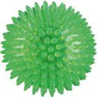 Ljudlös igelkottsboll av hållbar gummi