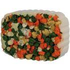 Stor mineralsten med välsmakande morötter