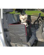 Bilsits för små hundar
