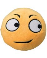 Mjuk boll med tveksam Emoji Smiley