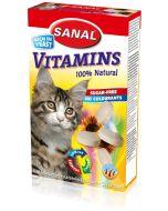 Sockerfri vitamintablett till alla katter