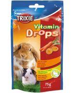 Vitamingodis för marsvin och kanin