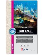Rosa naturlig bottensand för korallrevsakvarium