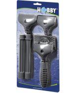 Rengöringsset med 3 olika verktyg
