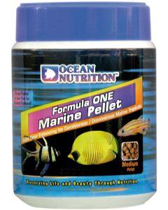 Mjuk pellets för köttätande saltvattenfiskar