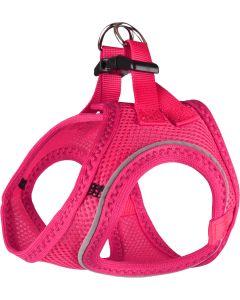 Flamingo. Hundsele Bento Rosa. Lätt och bekväm hundsele med reflex.