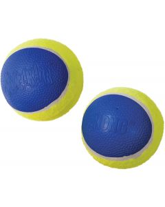Extra stark 2-i-1 boll med pipfunktion