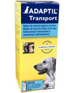 Adaptil Transport Spray. Hjälper din hund att koppla av vid resor.