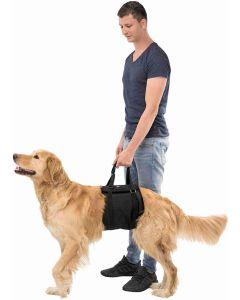 Trixie Lyfthjälp. Hjälpmedel för äldre och hundar med ledproblem.