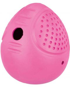 Trixie Roly Poly Snack Egg. Rullar tyst och studsar oregelbundet.