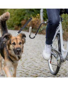Trixie. Cykelfäste Biker-Set U-formad. Stabilt och säkert cykelfäste för hund.