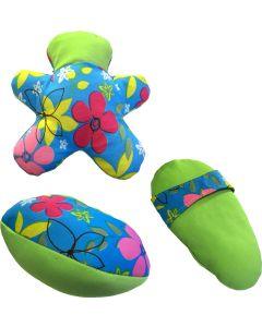Hansbo Sport. Hundleksak Summer Aqua Toy. Härlig strandleksak som piper och flyter.