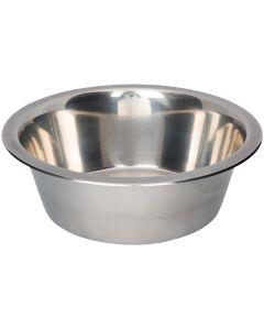 Lätt rostfri skål som även passar matbarer