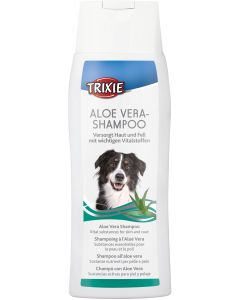 Vårdande hundshampoo med Aloe Vera
