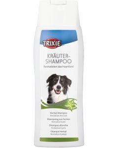 Näringsrikt shampoo med naturligt örtextrakt