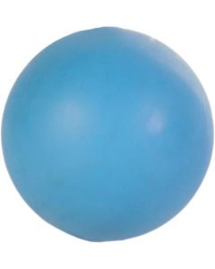 Tung boll av massiv naturgummi