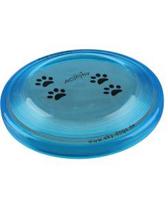 Bitsäker och mjuk hundfrisbee