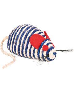 Stor randig mus av sisalrep