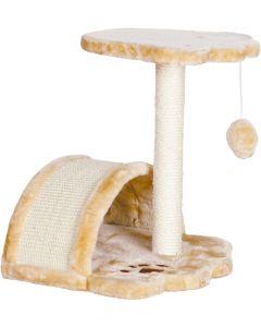 Tassformad klösmöbel för kattungar