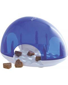 Kupol med hål och vågformad botten