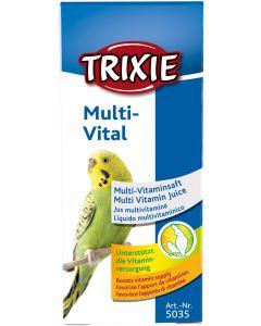 Multivitamin droppar för fåglar