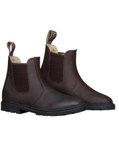 Varmfodrad sko med lite grövre gummisula