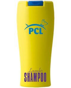 Vårdande och läkande shampoo med lavendelolja