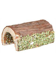 Läcker gnagarbro med nötter och grönsaker