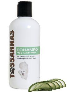 Shampoo med Aloe Vera för känsliga hundar