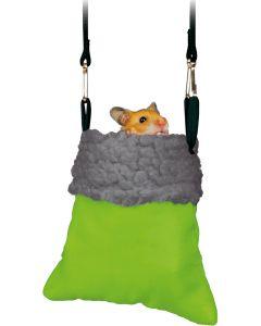 Varm och mjuk sovsäck för små gnagare