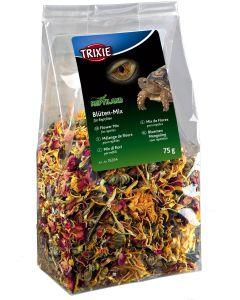Naturlig ört och blomster mix för reptiler