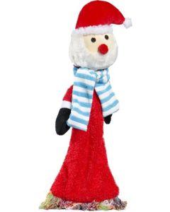 Jultomte leksak till hund
