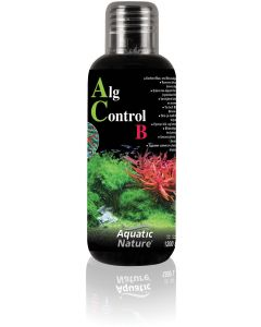 Stoppar tillväxt och tar bort blå och bruna alger