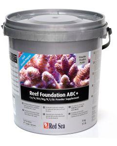 Balanserad pulvermix för vackra och friska koraller