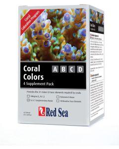 Ger vacker och intensiv färg åt alla koraller