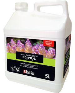 Biologisk minskning av nitrat och fosfat