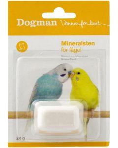 Mineralsten för alla burfåglar
