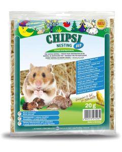 Fint häckmaterial tillverkat naturliga fibrer