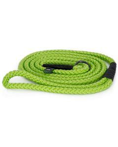 Dogman Retrieverkoppel Grön. Koppel och halsband i ett.