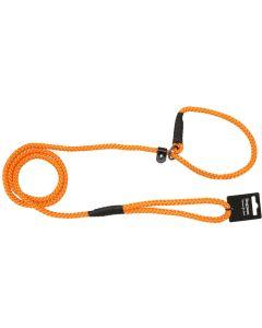 Dogman Retrieverkoppel Orange. Koppel och halsband i ett.