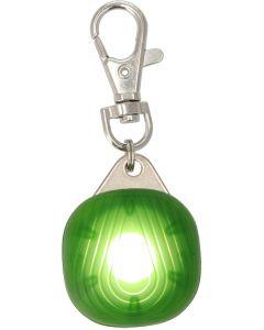 Dogman Blinker Burger Grön. Snyggt LED-ljus i regntålig silikon.