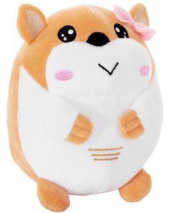 Dogman Kawaii Hamster 18cm. Mjuk hamster med kawaii charm.