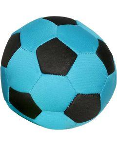 Flytande mjuk fotboll med pip