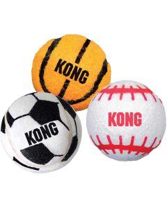 Extra hållbara bollar till apportlekar
