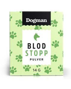 Dogman Blod Stopp Pulver. Blodstopp som stoppar små blödande sår