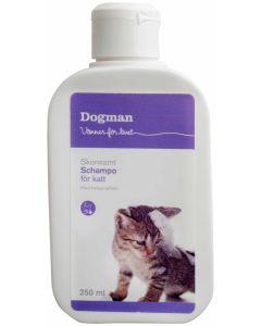 Skonsamt kattshampoo med balsameffekt