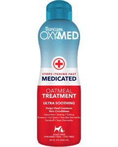 OxyMed Medicated Oatmeal Treatment. Behandlingskur för eksem och hudproblem
