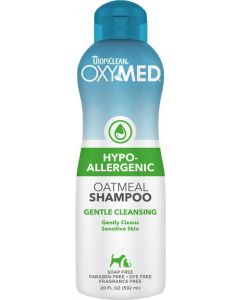 Shampoo till katter och hundar med allergi