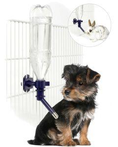 Vatten munstycke till PET-flaska