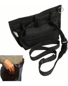 Flamingo. Träningsväska Treat Bag. Godisväska för träning med hunden.